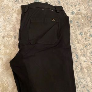 Calvin Klein Women's Black Pants